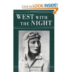 West with the Night, by Beryl Markham. Expat Brit raised in Africa, accomplished equestrian, bush pilot and then record breaking solo woman pilot. A fascinating woman and a great writer!