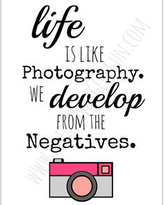 photography printables!