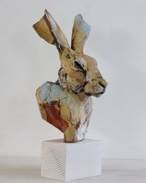 RL        Ceramic Animal Sculpture - Nichola Theakston Ceramic Sculpture