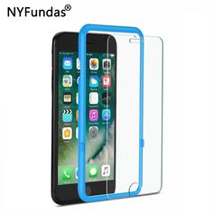 Find More Screen Protectors Information about 2PCS NYFundas Screenprotector For iPhone 6 6 s Tempered Glass Protective Film For iPhone 8 7 6 6s Plus Toughened Glass Tool,High Quality glass protective film,China glass protection Suppliers, Cheap toughened glass from Neuss Store on Aliexpress.com