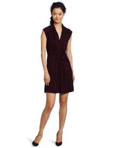 French Connection Women's Timber Jersey Dress,$67.75. Good work dress.