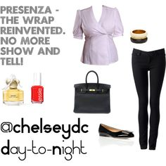 """DC's @Chelsey Christensen shows us how she is, """"Workin' It In The City""""!"""