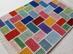 Cross Stitch Geometric, Cross Stitch Borders, Modern Cross Stitch, Cross Stitch Flowers, Cross Stitch Designs, Cross Stitching, Cross Stitch Embroidery, Embroidery Patterns, Cross Stitch Patterns