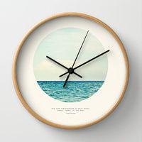 Wall Clocks | Page 2 of 80 | Society6