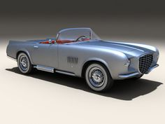 1955 Chrysler Falcon concept car, posted via smcars.net