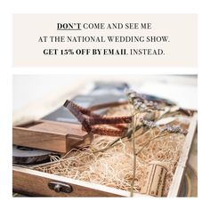 Ah the British we love a gathering a queue a bargain. Well I can only help you with the latter. I'm telling you DON'T come and see me at #nationalweddingshow  #weddingvideography #weddingplanning #weddingideas #britishbride #englishwedding #ukbride #britishwedding #smartwedding
