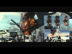 Video detailing the CGI animation process in Transformers 3