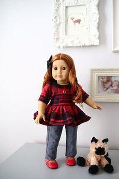 Pepper Doll Dress & Top - Violette Field Threads - 1