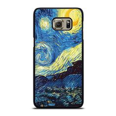 VAN GOGH STARRY NIGHT Samsung Galaxy S6 Edge Plus Case Cover  Vendor: Favocase Type: Samsung Galaxy S6 Edge Plus case Price: 14.90  This extravagance VAN GOGH STARRY NIGHT Samsung Galaxy S6 Edge Plus Case Cover shall create marvelous style to yourSamsung S6 Edge phone. Materials are manufactured from strong hard plastic or silicone rubber cases available in black and white color. Our case makers personalize and manufacture every single case in high resolution printing with good quality… Samsung Galaxy S6, Galaxy S7, Luxury Van, S7 Case, Black And White Colour, Silicone Rubber, Van Gogh, S7 Phone, Printing