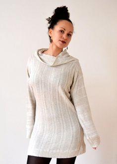 DIY Pullover Kleid nähen - Handmade Kultur
