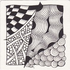 Zentangle Classes & Schedule | CharKat's Creative Insanity