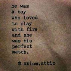 There's nothing hotter than being the match to spark your romance.