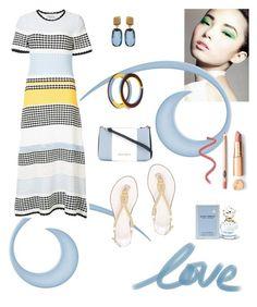 """Ciel"" by alejandra-zeledon on Polyvore featuring moda, Novis, MICHAEL Michael Kors, Armani Jeans, Marco Bicego y Marc Jacobs"