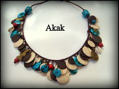 collier gri-gri d'Akak