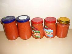 recept na uchování česneku Salsa, Jar, Food, Essen, Salsa Music, Meals, Yemek, Jars, Eten