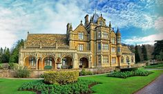 Tyntesfield House, Wraxall, Nailsea, North Somerset, England, UK.