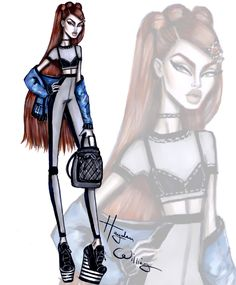 Athleisure by Hayden Williams: Look 3