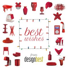 Our Best Wishes from Designbest !!!