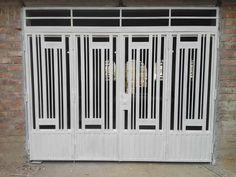 Grill Gate Design, Iron Gate Design, Window Grill Design, Fence Design, Smart House, Front Grill, Main Door, Gates, Locker Storage