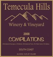 This complex wine is a blend of 44% Cabernet Franc, 24% Cabernet Sauvignon, 22% Merlot, 5% Malbec and 5% Petite Verdot. The Cabernet Sauvignon grapes come from our hilltop Temecula Hills Wineryat the 2,900 foot elevation planted on a steep hillside in fractured rock and decomposed granite soil conditions. The Merlot, Cabernet Franc, Malbecand Petite Verdot varietals are harvested from our sister winery location at Oak Mountain Winery at an elevation of 1,450 feet. Combining these 2…