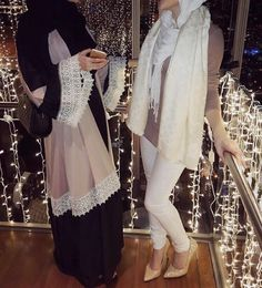 Arab swag | love the abaya !!!                                                                                                                                                                                 More