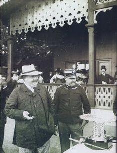 REI D. CARLOS e seu irmão o Infante D. Afonso