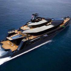 Yacht Design, Boat Design, Luxury Boat, Luxury Cars, Luxury Travel, Travel Usa, Bateau Yacht, Kombi Home, Yacht Interior