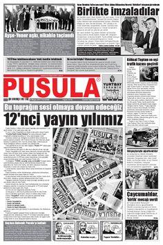 8 Mayıs 2017 Pazartesi Pusula Gazetesi - Zonguldak Haberler