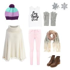 """Ashlee winter"" by ana-vivier ❤ liked on Polyvore featuring Gymboree, Chicwish, Boohoo, Mint Velvet and Bling Jewelry"