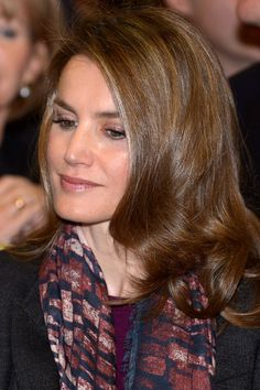 Crown Princess Letizia of Spain