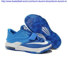 new product efa62 3ab8f Kevin Durant 7, Kd 7, Basketball Shoes On Sale, Shoe Sale, Blue And White