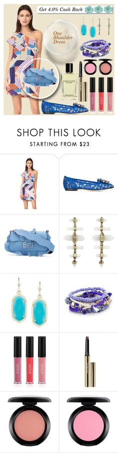 """Get 4% cash back"" by camry-brynn ❤ liked on Polyvore featuring Cooper & Ella, Dolce&Gabbana, White Label, Fendi, Kendra Scott, Lacey Ryan, Sigma, Trish McEvoy, MAC Cosmetics and Bobbi Brown Cosmetics"