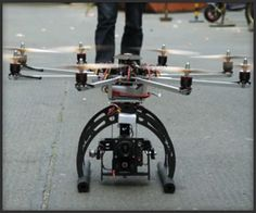 RED Epic Octocopter