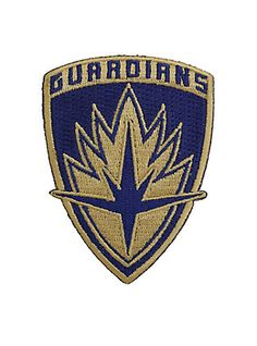 Loungefly Marvel Guardians Of The Galaxy Star-Lord Iron-On Patch,