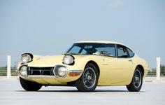 Stubs Auto - Toyota 2000 GT (1967-1970)