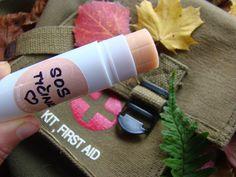 léčivá tyčinka Homemade, Face, Home Made, Hand Made