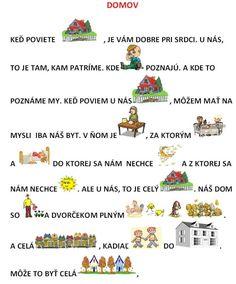 Bratislava, Early Education, Teaching Materials, In Kindergarten, Activities For Kids, Fairy Tales, Diy And Crafts, Preschool, Classroom
