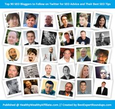 Top 90 SEO Bloggers to Follow on Twitter for SEO Advice and Their Best SEO Tips