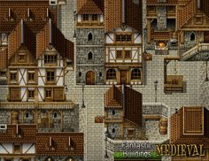 Steam:RPG Maker: Fantastic Buildings - Medieval