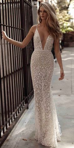 Berta Fall 2017 Wedding Dress weddinggown http://gelinshop.com/ppost/110760472066185023/