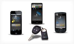 2-way phone and key separation alarm.  NEED