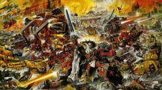 El Descanso del Escriba: El Tarot del Emperador, para Epic 40K 3ª ed, en es...