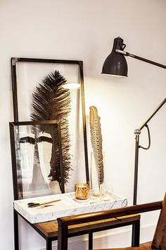 Room divider: 60 models of decoration and materials - Home Fashion Trend Decor, Interior Inspiration, Pinterest Home, Interior, Naturalist Decor, Home Decor, Home Accents, Feather Decor, Home Deco