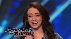 "Anna Clendening: Nervous Singer Delivers Stunning ""Hallelujah"" Cover - America's Got Talent 2014 - YouTube"