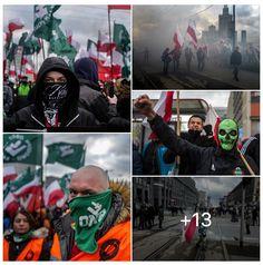 """Legendarny fotograf """"Solidarności"""" zablokowany przez Facebook za zdjęcia z 11 listopada   Grand Central"""