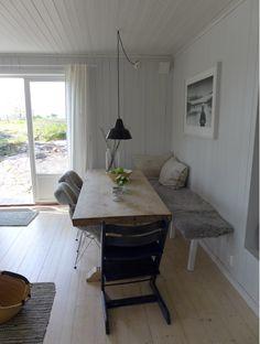 Scandinavian design. Cabin.