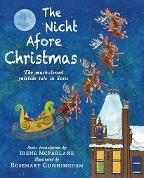 the nicht afore christmas irene mcfarlane scots Christmas Poems, Real Life, Scotland, Dads, Irene, Illustration, Books, Libros, Book