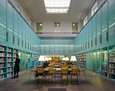 OFFICE KERSTEN GEERS DAVID VAN SEVEREN OFFICE 78: ARCHITECTURE LIBRARY. GHENT, BELGIUM