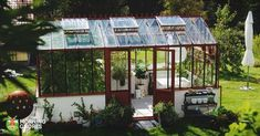 Here is a bunch of solid reasons why your yard could use the addition of a greenhouse, with 15 inexpensive pallet greenhouse plans & designs to choose from. #greenhouseideas