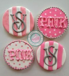 1950s inspired cookies - Google Search